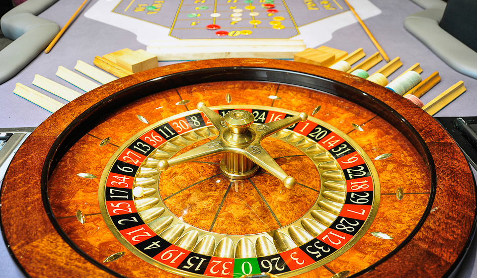 French roulette online casino