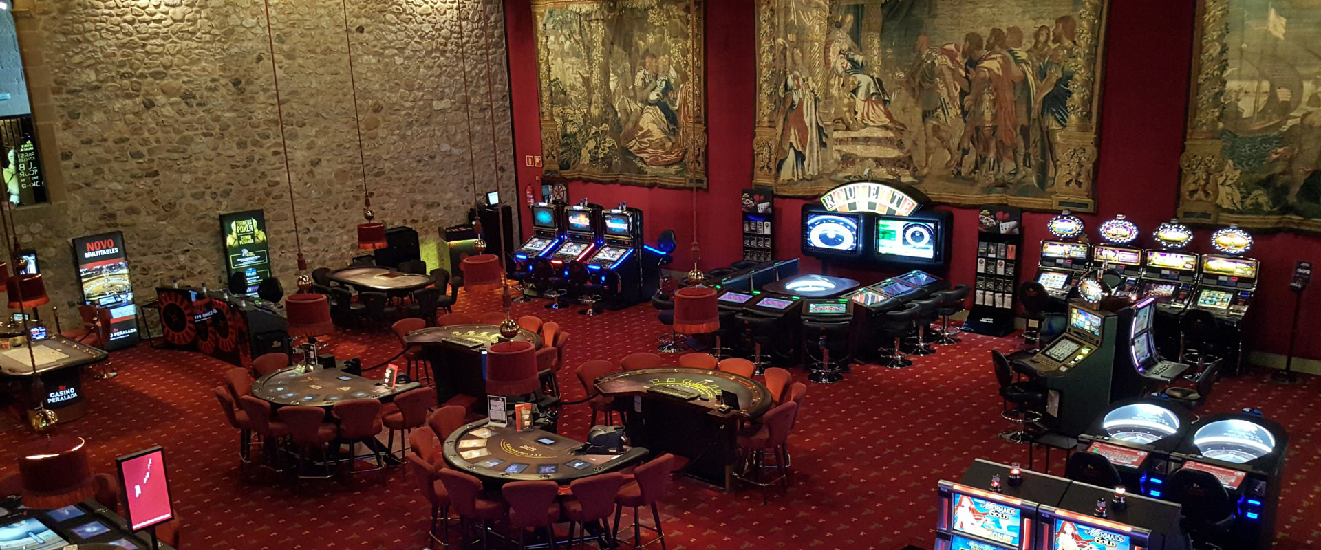 Casino peralada restaurant