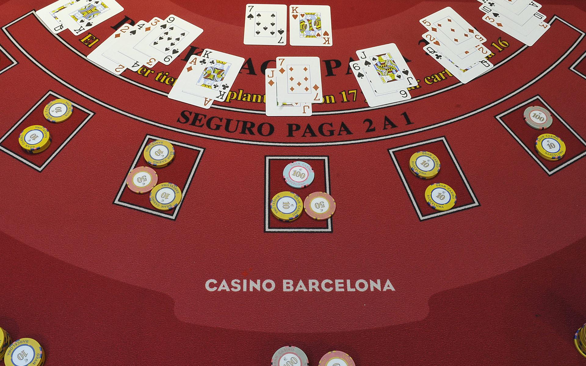 casino blackjack name